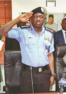 IG of Police Ibrahim Idris